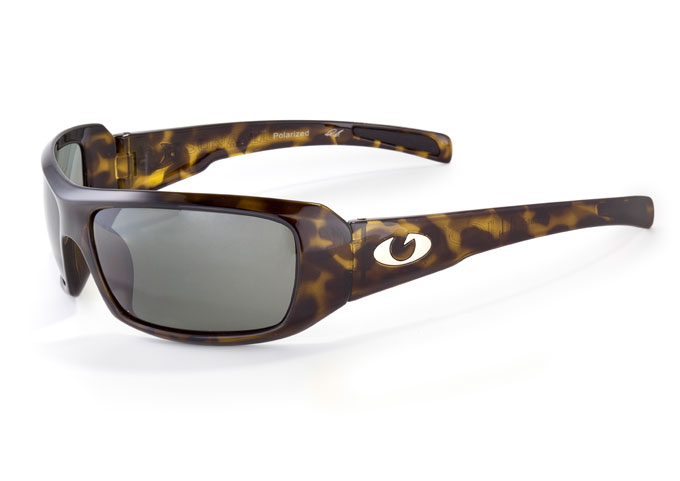 polarized eyewear  Polarized Sunglasses - Tsunami - Green Tortoise